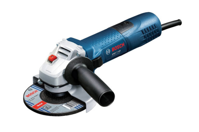 Avis Bosch Meuleuse angulaire GWS 7-125 Professional